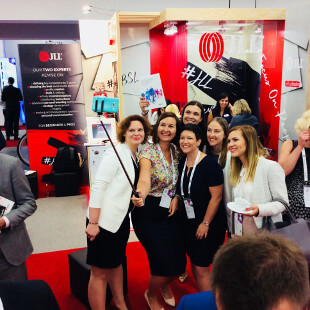 JLL at ABSL conference