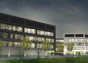 One more building in Adgar Park West