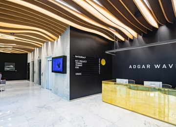LEED EBOM Gold certificate for Adgar Wave and Adgar Bit