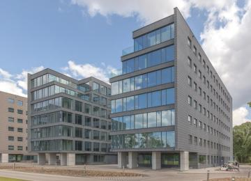 LEED Gold for Corius Office Building