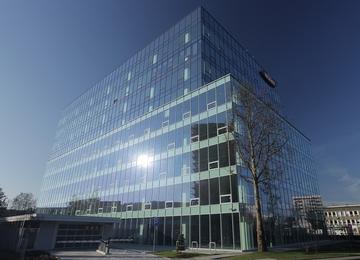 Green Certificate for Aleja Pokoju 5 office building