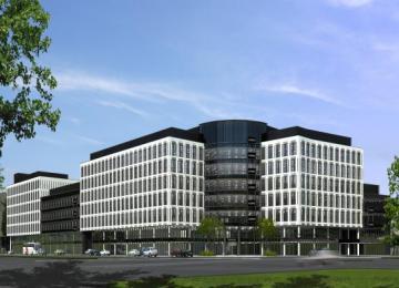 Wrocław: new tenant in Aquarius Business House