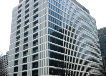 New investment in the city center – Atrium 2