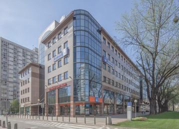Reconstruction in Atrium Centrum