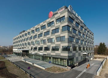 LEED Core & Shell Gold for Avia office building