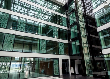 Bielany Business Point commissioned