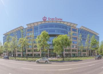 New tenant in Bitwy Warszawskiej Business Centre