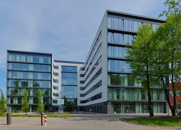 The general contractor of Łopuszańska Office Park has been selected