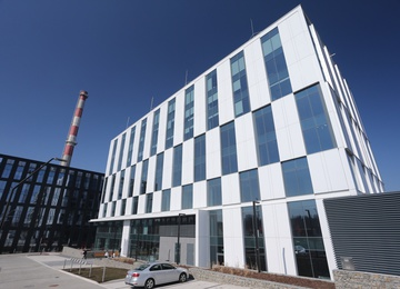 Bonarka for Business - another building opened