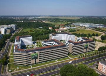 Business Garden in Poznań with occupancy permit