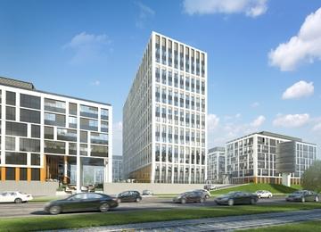 LEED Platinum for Business Garden Wrocław
