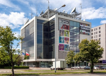 New owner of Canal+ building