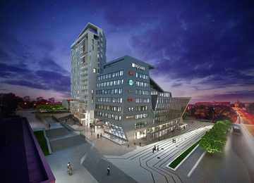 Olsztyn: Construction work on Centaurus to begin