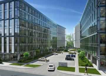 New tenant in Centrum Biurowe Francuska