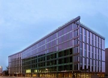 New tenant in Francuska Office Center