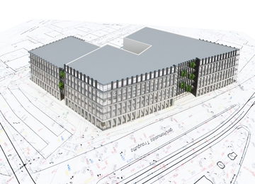 Wrocław: Construction work on City Forum begins
