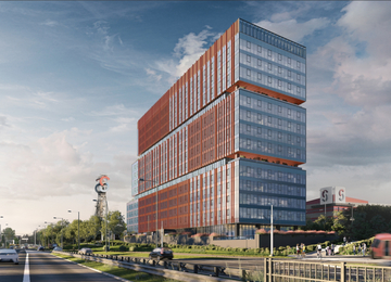 The Craft office building will be built in Katowice