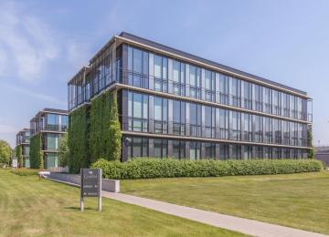 Cristal Park fully leased