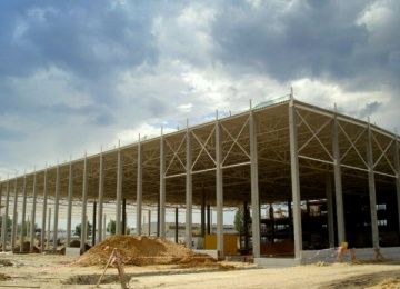 Diamond Business Park will stand in Ursus