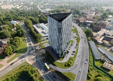 DL Tower in Katowice is applying for the BREEAM certificate