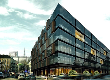 New office complex to be built in Warsaw's Powiśle district