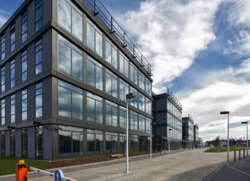 Cracow: Enterprise Park was awarded BREEAM pre-certification