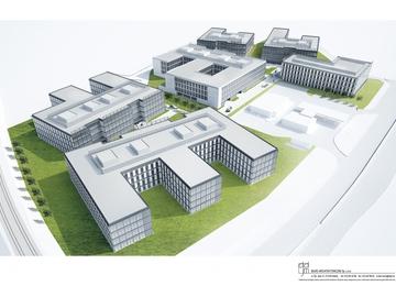 Next phase of Enterprise Park under construction