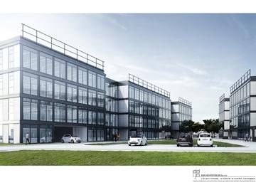 Next Enterprise Building commissioned