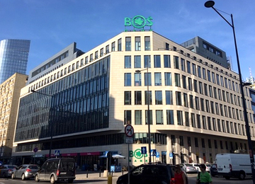 Feniks fully let by BOS Bank