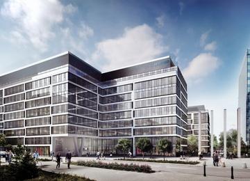 Gdański Business Center managing by JLL