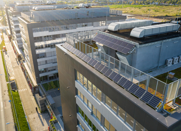 GPP Business Park will produce its own energy