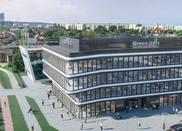 Gravis office building will be constructed in Gdańsk