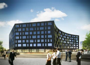 Łódź: Green Horizon awarded LEED certification