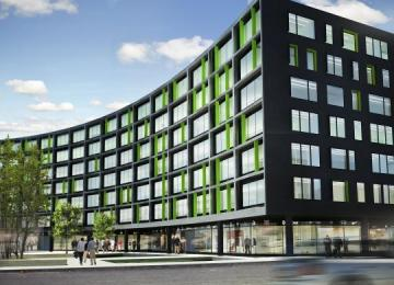 Łódź: second phase of Green Horizon under construction