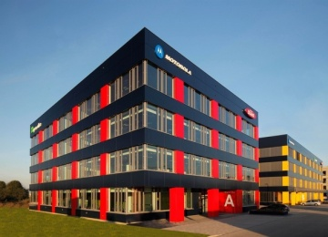 Cracow: next building within Green Office complex completed