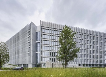 Green Wings Offices the best office building 2015 in Poland
