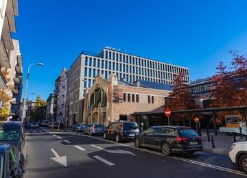 Warsaw Koszyki complex already opened