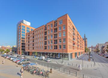 Office building Heweliusza 18 in Gdansk with a BREEAM certificate