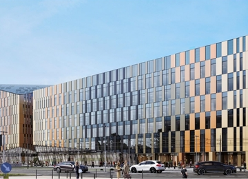 Construction of the fourth High5ive office building in Cracow has started