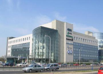 Jerozolimskie Business Park's new face