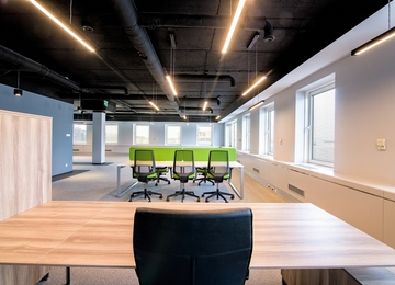 Successful renegotiation in Jerozolimskie Offices
