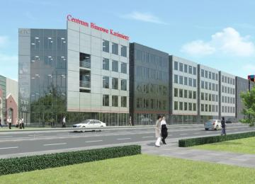 Kazimierz Office Center in Cracow honoured with BREEAM certificate