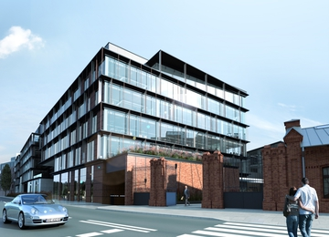 Centrum Praskie Koneser - construction works will start in 2015