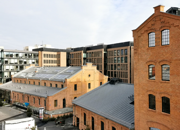The Monopol investment in Warsaw's Praga district is gaining the shape