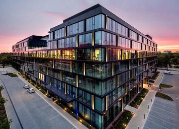 First tenants in Konstruktorska Business Center