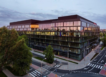 Konstruktorska Business Center applies for BREEAM certification