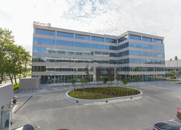 Office building Łopuszańska Business Park awareded BREEAM certificate