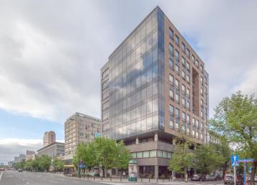New owner of M76 office building