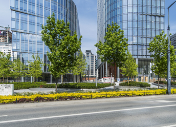 First tenants move into Mennica Legacy Tower