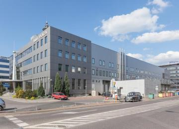 Mokotów Box getting ready for expansion